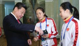 关于奥林匹克,习近平总书记这样说