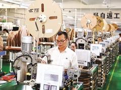 洛维工业园:错峰生产 开足马力