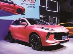 东风柳汽发布首款女性定制SUV