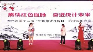 """我市举行""""中国统计开放日""""活动"""