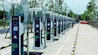 广西最大充电服务站正式对外开放
