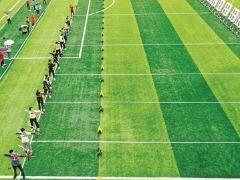 赛事让体育公园充满活力