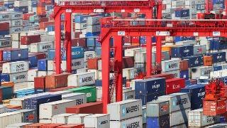 前三季度我市外貿進出口均增長